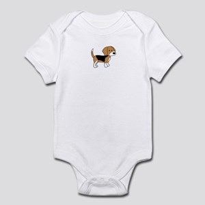Cute Beagle Infant Bodysuit