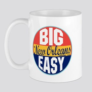 New Orleans Vintage Label Mug