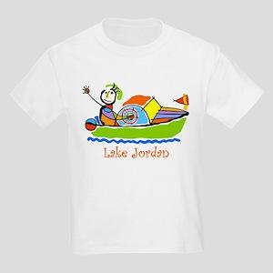 Kid's Boat Kids Light T-Shirt