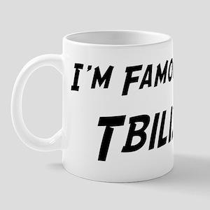 Famous in Tbilisi Mug