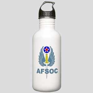 AFSOC (1) Stainless Water Bottle 1.0L