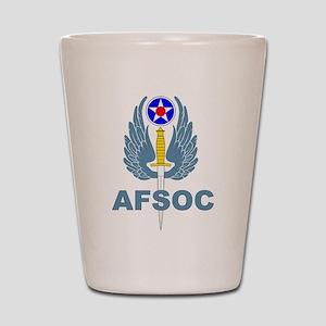 AFSOC (1) Shot Glass