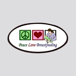 Peace Love Breastfeeding Patches