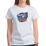 Navy Wife Women's T-Shirt