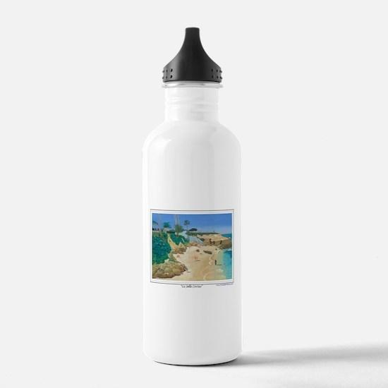 La Jolla Covites Water Bottle