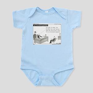 eDiscovery Godfather Infant Bodysuit