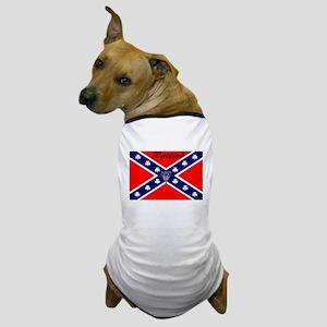 hillbilly logo Dog T-Shirt