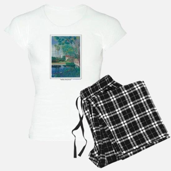 Balboa Park Pond Pajamas