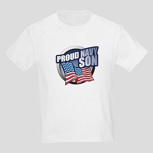 Navy Son Kids T-Shirt
