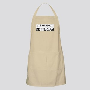 All about Rotterdam BBQ Apron