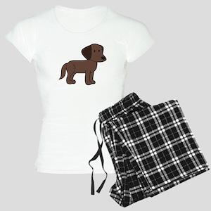Cute Labrador Women's Light Pajamas