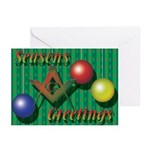 Seasons Greetings Greeting Cards (Pk of 20)