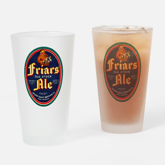 Michigan Beer Label 9 Drinking Glass