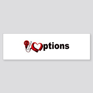 Options Sticker (Bumper)