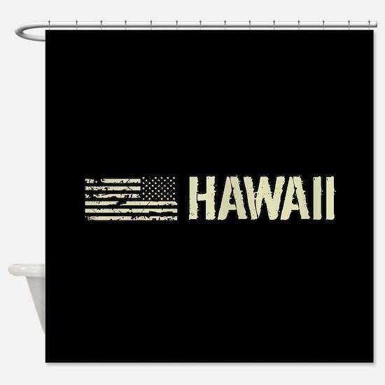 Black Flag: Hawaii Shower Curtain