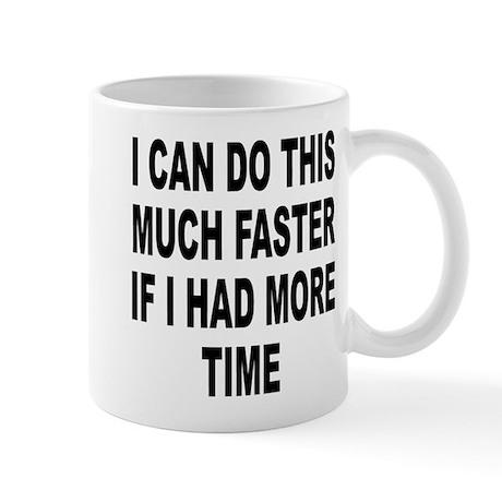 Office Joke Mug