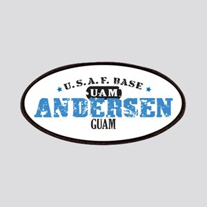 Andersen Air Force Base Patches