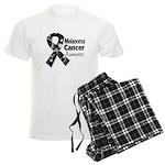 Melanoma Awareness Men's Light Pajamas