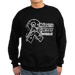 Melanoma Awareness Sweatshirt (dark)