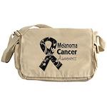Melanoma Awareness Messenger Bag