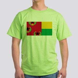 Cape Verde Historic Flag Green T-Shirt