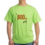 BOObies Green T-Shirt