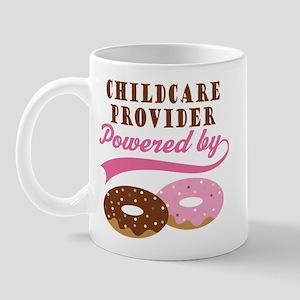 Childcare Provider Gift Doughnuts Mug