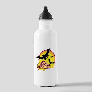 Bats Halloween Stainless Water Bottle 1.0L