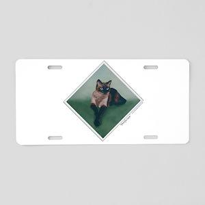 Prrrrfection Aluminum License Plate