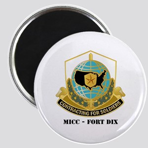 MICC - FORT DIX with Text Magnet