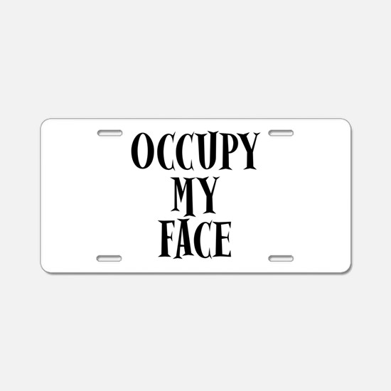 Occupy My Face Funny Occupy Protests Aluminum Lice