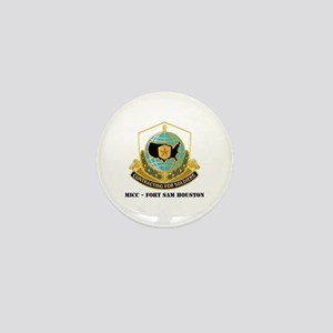 MICC - FORT SAM HOUSTON with Text Mini Button