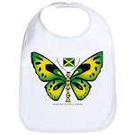 Jamaica Butterfly Bib