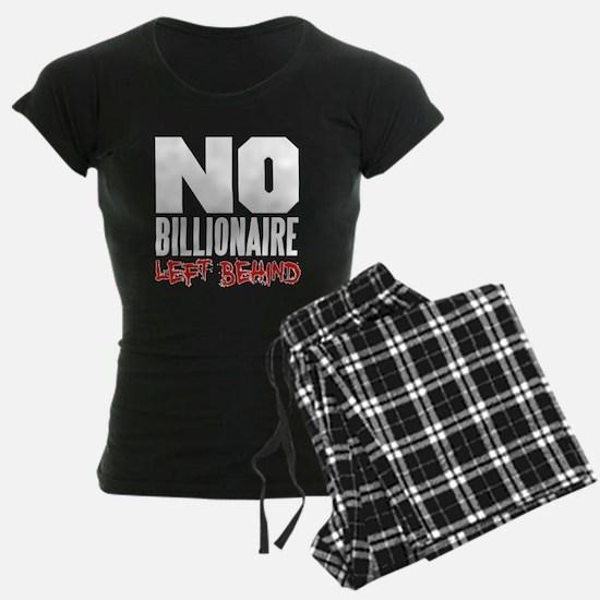 No Billionaire Left Behind Occupy Pajamas