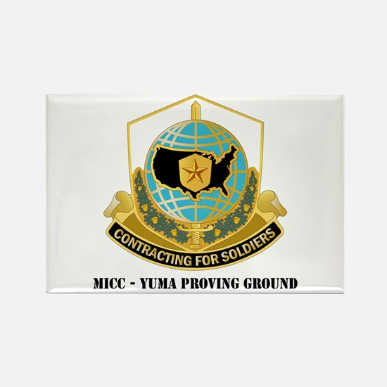 MICC - YUMA PROVING GROUND with Text Rectangle Mag
