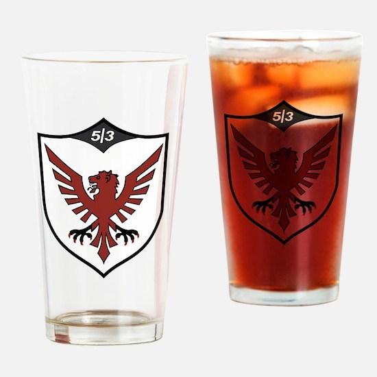 CV-61 Drinking Glass