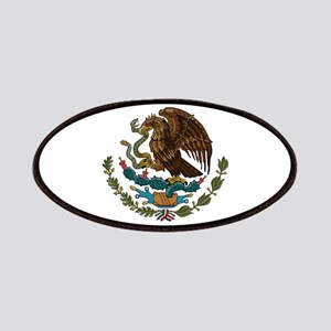 Mexican Coat of Arms Patches