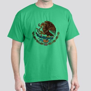 Mexican Coat of Arms Dark T-Shirt