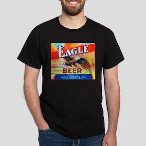 California Beer Label 4 Dark T-Shirt