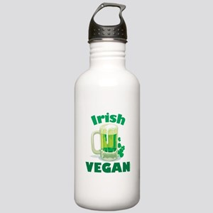 Irish Vegan Stainless Water Bottle 1.0L