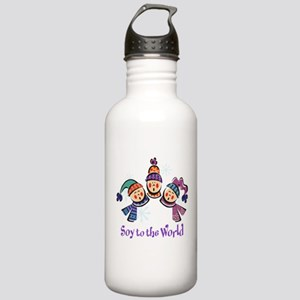 Soy to the World Stainless Water Bottle 1.0L