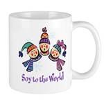 Soy to the World Mug