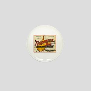 West Virginia Beer Label 1 Mini Button