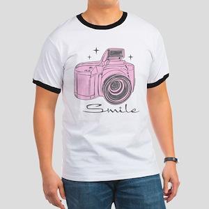 Camera Smile Ringer T
