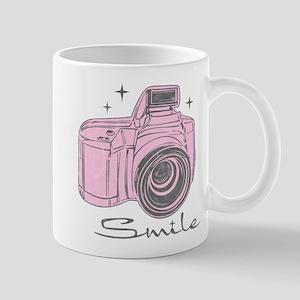 Camera Smile Mug