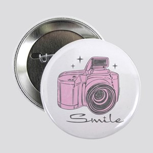 "Camera Smile 2.25"" Button (10 pack)"