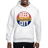 Queen city Light Hoodies