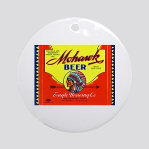 California Beer Label 6 Ornament (Round)