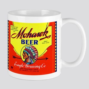 California Beer Label 6 Mug