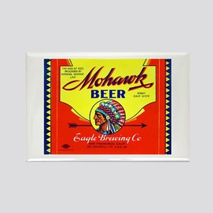 California Beer Label 6 Rectangle Magnet